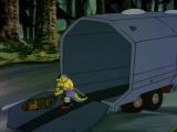 Черепашки мутанты ниндзя 5 Сезон 4 серия (1991) flyfix