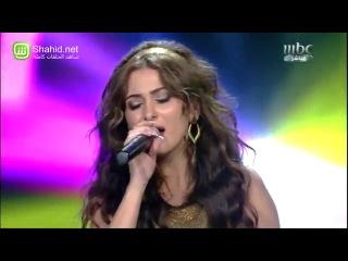 Arab Idol - النتائج - فرح يوسف و