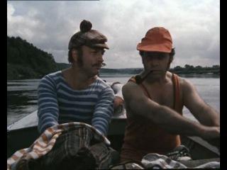 """""""Трое в лодке не считая собаки"""" фрагмент"""